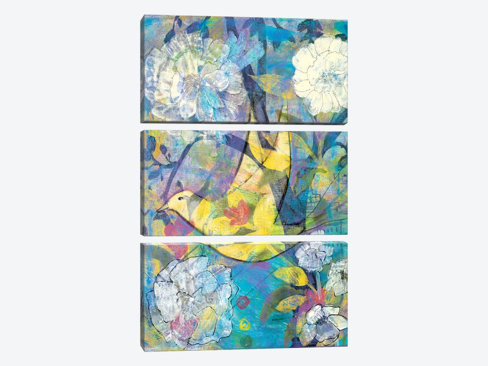 No Limits by Robin Maria 3-piece Canvas Art
