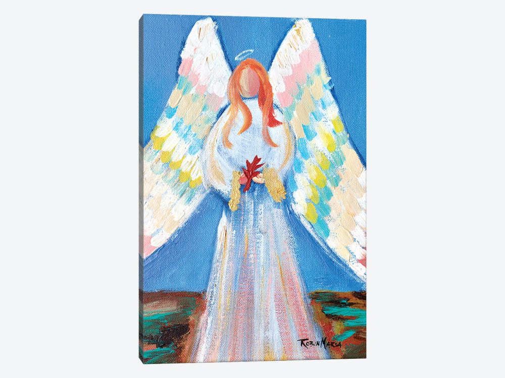 Angel of Fall by Robin Maria 1-piece Canvas Wall Art
