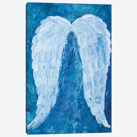 Angel Wings Canvas Print #RMR34} by Robin Maria Canvas Art