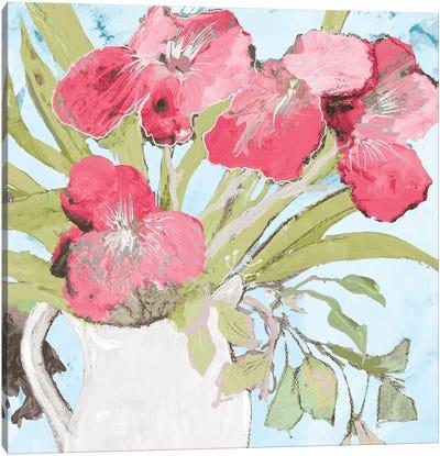Spring Vase Canvas Art Print