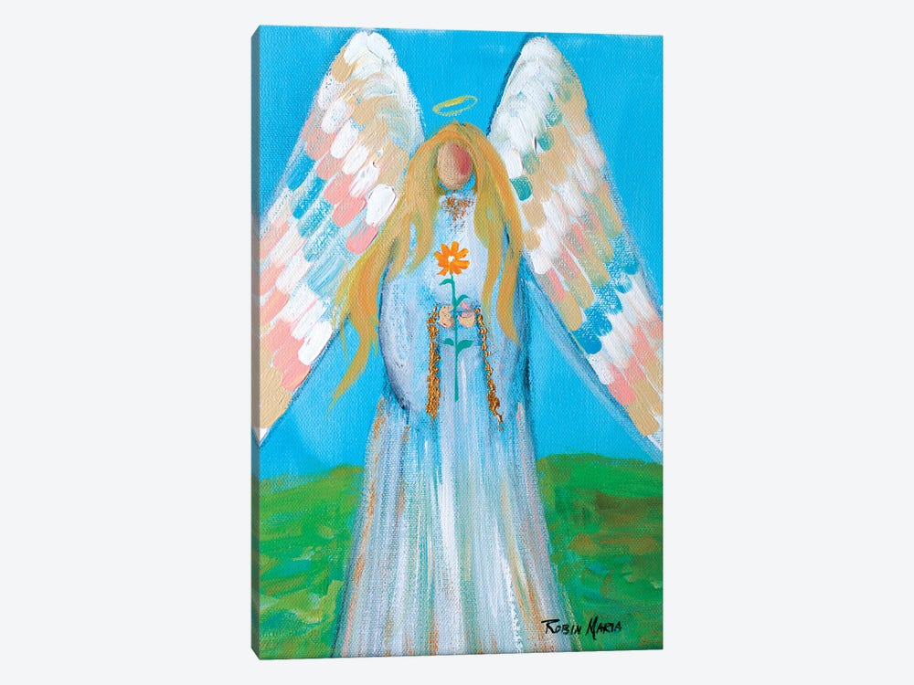 Angel of Spring by Robin Maria 1-piece Canvas Artwork