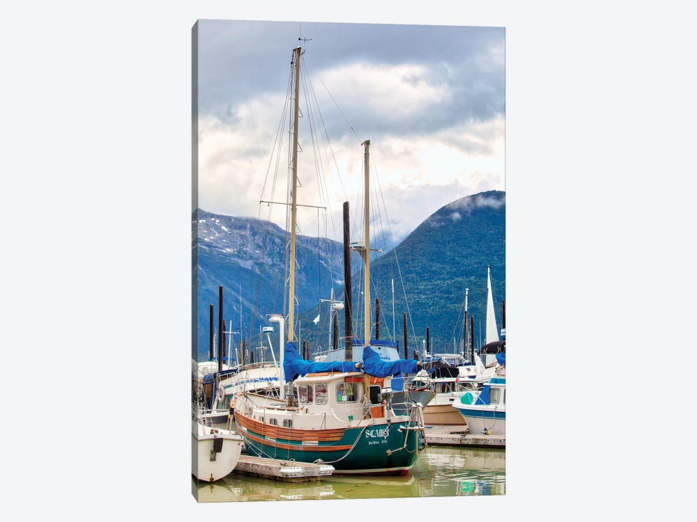 Scamp The Boat by Roberta Murray 1-piece Art Print
