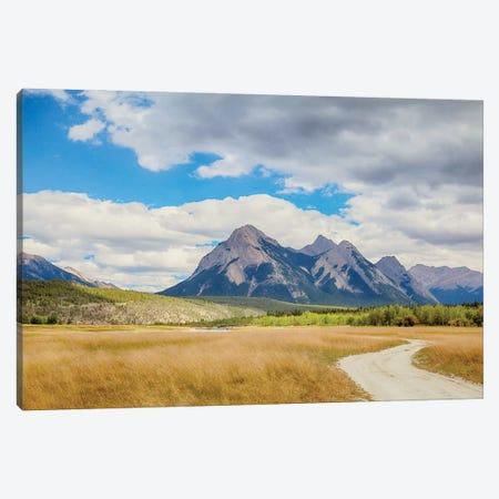 Kootenay Plains Canvas Print #RMU144} by Roberta Murray Canvas Print