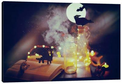 Halloween Alchemy Canvas Art Print