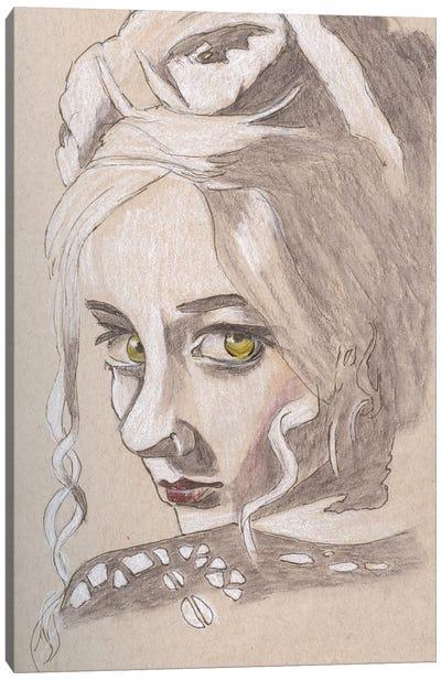 Beguiling Canvas Art Print