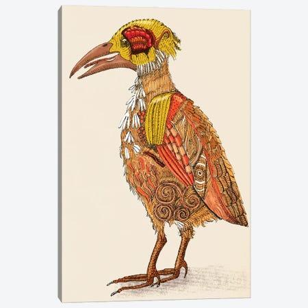 Bird Brain Canvas Print #RMU175} by Roberta Murray Canvas Art