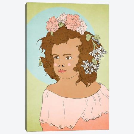 Flower Child Dream Canvas Print #RMU190} by Roberta Murray Canvas Print