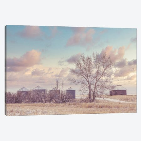 The Clouds Annexation Canvas Print #RMU207} by Roberta Murray Canvas Wall Art