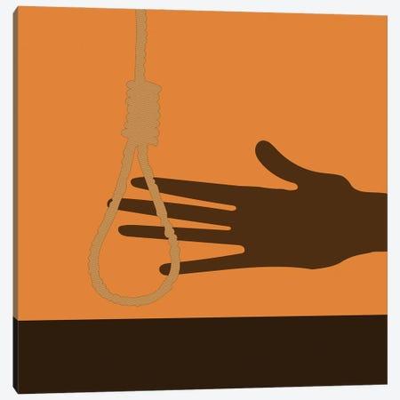 The Hangman's Noose Canvas Print #RMU212} by Roberta Murray Canvas Wall Art