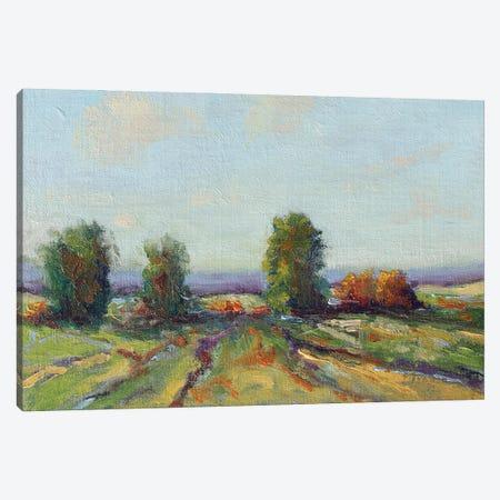 At Ellis Farm Canvas Print #RMU225} by Roberta Murray Canvas Wall Art