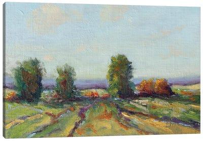 At Ellis Farm Canvas Art Print