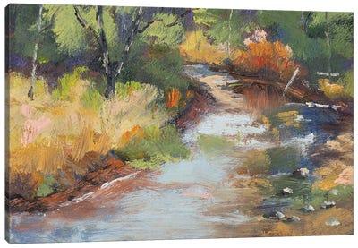 Bragg Creek Canvas Art Print
