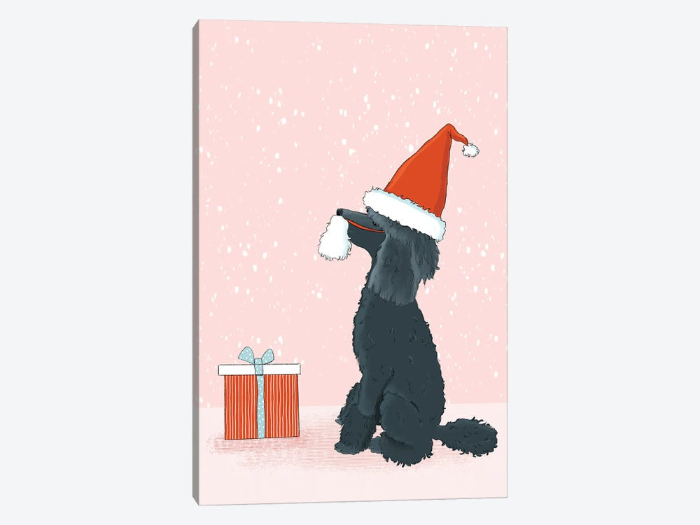 Be A Good Santa by Roberta Murray 1-piece Canvas Wall Art