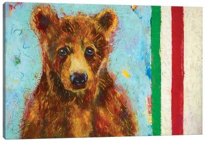 Canadian Bear I Canvas Art Print