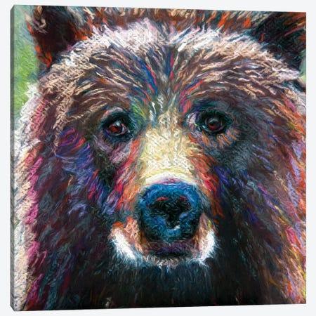 Charlie Canvas Print #RMU32} by Roberta Murray Canvas Wall Art