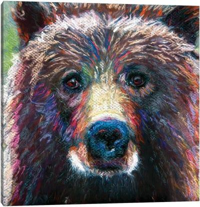 Charlie Canvas Art Print