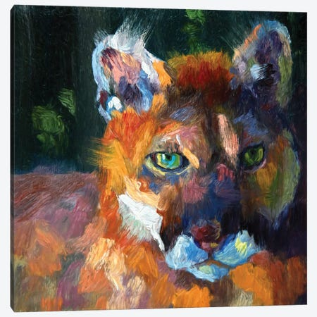 King John Canvas Print #RMU33} by Roberta Murray Canvas Art