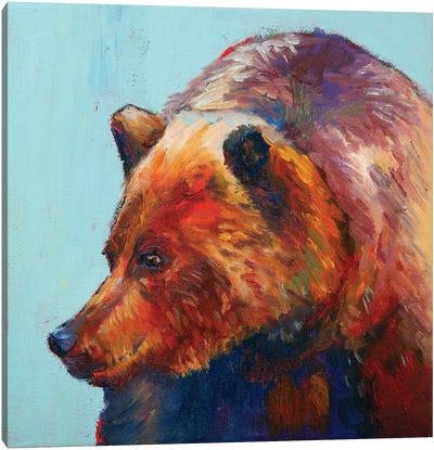 Canadian Picker Canvas Art Print