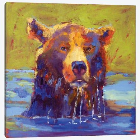 Little Dipper Canvas Print #RMU41} by Roberta Murray Canvas Art Print