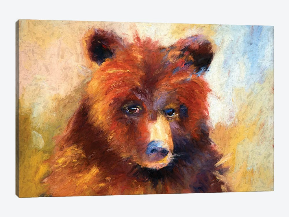 Spring Peeper by Roberta Murray 1-piece Canvas Art Print