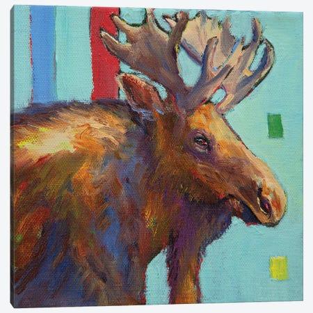 Marsh Fellow Canvas Print #RMU50} by Roberta Murray Canvas Art
