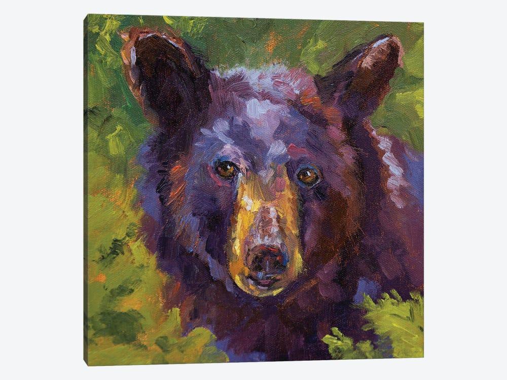Lowbush Surprise by Roberta Murray 1-piece Canvas Print