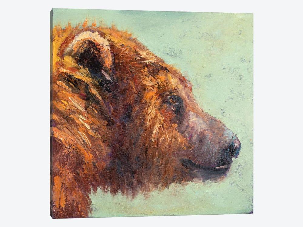 Bed Head by Roberta Murray 1-piece Canvas Art
