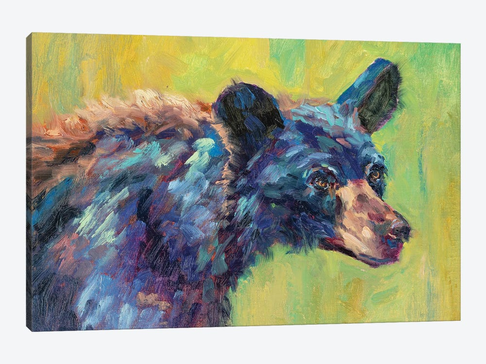 Mickey by Roberta Murray 1-piece Canvas Art Print
