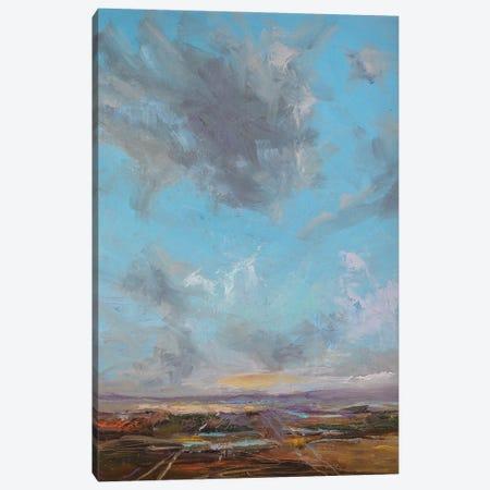 Parkland County Spring Canvas Print #RMU78} by Roberta Murray Canvas Artwork