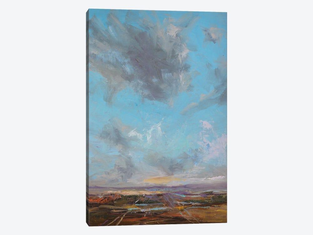 Parkland County Spring by Roberta Murray 1-piece Canvas Artwork