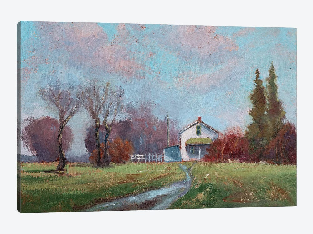 Home Of Gladness by Roberta Murray 1-piece Art Print