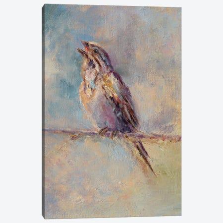 Sing Canvas Print #RMU97} by Roberta Murray Canvas Art Print