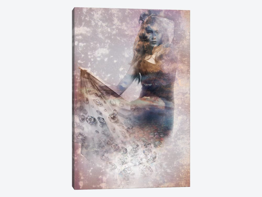 Marina by 5by5collective 1-piece Canvas Art Print