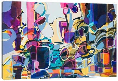 Violet  Canvas Print #RMY15