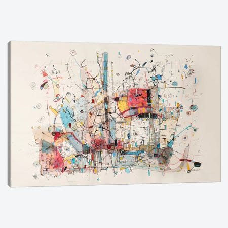 Voyage  Canvas Print #RMY16} by Rebecca Moy Canvas Art Print