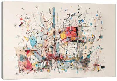 Voyage  Canvas Art Print