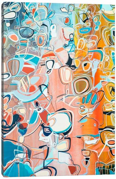 Aluminum Canvas Art Print