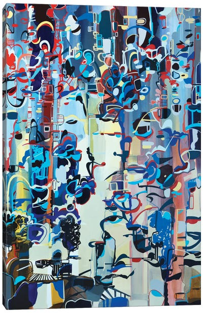 Dawn Canvas Print #RMY21
