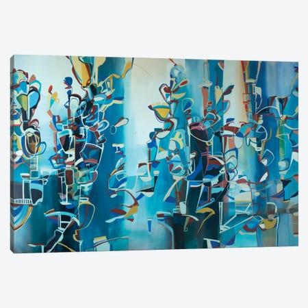 Dreamscape Canvas Print #RMY22} by Rebecca Moy Art Print