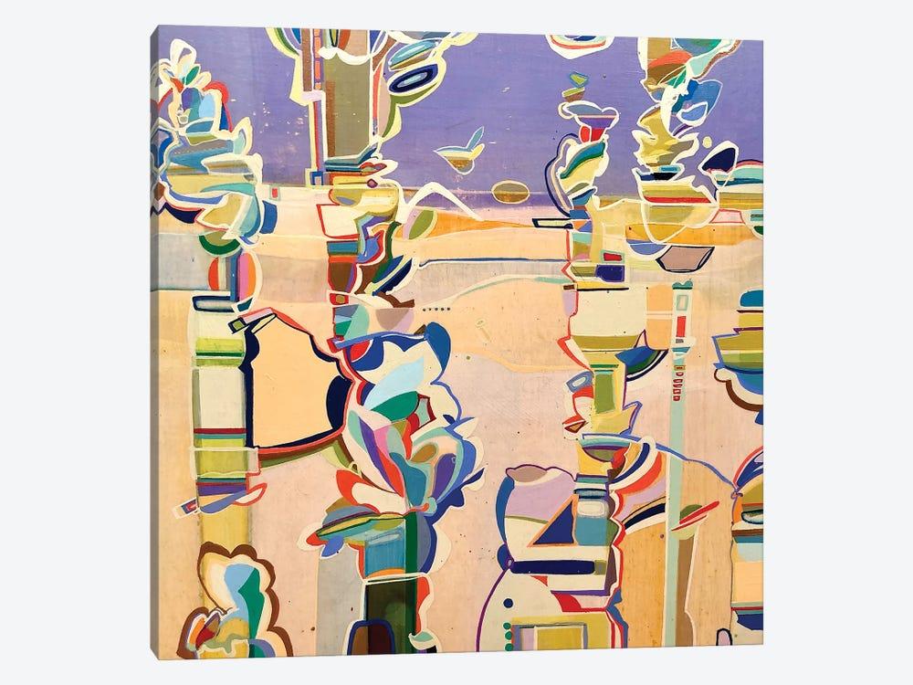 Lilacs by Rebecca Moy 1-piece Art Print