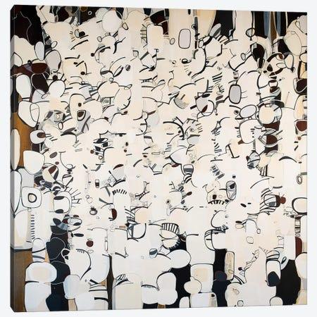 Cotton II Canvas Print #RMY3} by Rebecca Moy Canvas Artwork