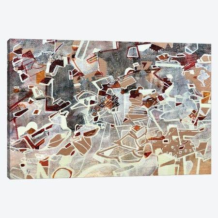 Quartz Canvas Print #RMY56} by Rebecca Moy Art Print