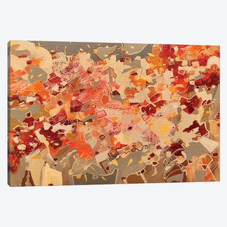 Vanadinite Canvas Print #RMY66} by Rebecca Moy Canvas Wall Art