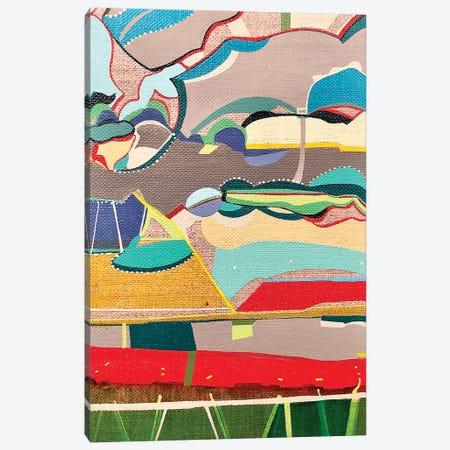 Farm Canvas Print #RMY67} by Rebecca Moy Canvas Art