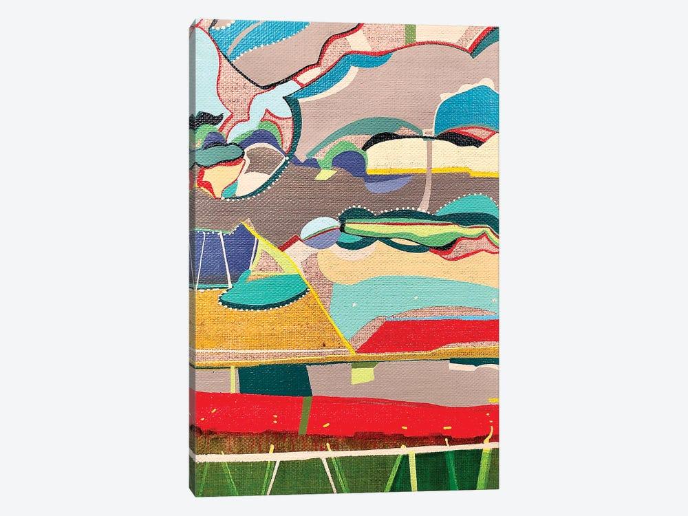 Farm by Rebecca Moy 1-piece Canvas Artwork