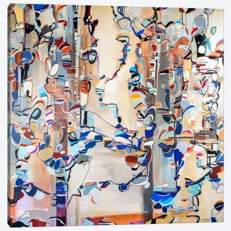 Ladders Bend  Canvas Print #RMY6} by Rebecca Moy Canvas Art Print