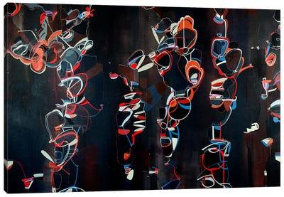 Plum  Canvas Art Print