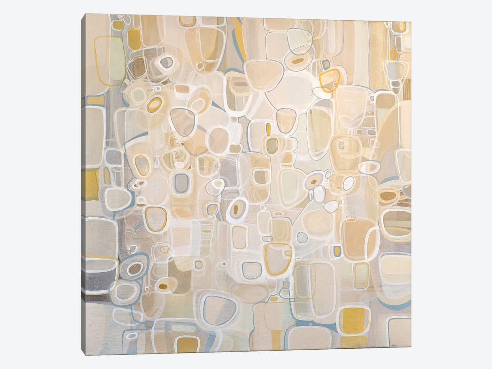 Popcorn by Rebecca Moy 1-piece Canvas Wall Art