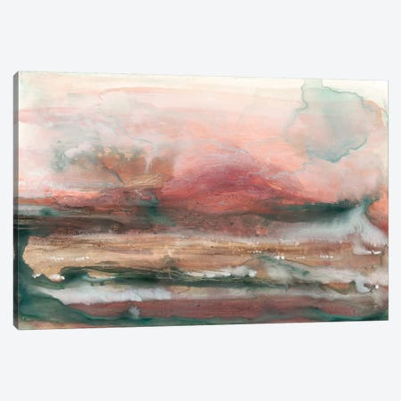 Lost Horizon I Canvas Print #RNE108} by Renée Stramel Canvas Print