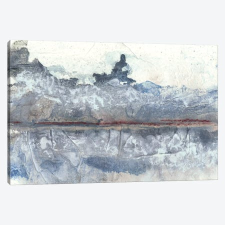 Horizon Spray II Canvas Print #RNE10} by Renée Stramel Canvas Art